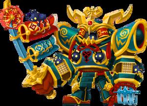 Metal Giant KHUx
