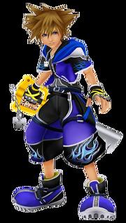 Sora (Weisen-Form) KHII