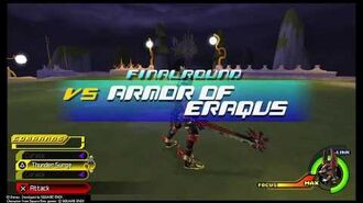 Mirage Arena Light's Lessons (Armor of Eraqus) -KHBBS HD LVL1CM Terra