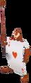 Herz Kartensoldat KH