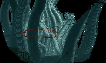 Der Kraken in Kingdom Hearts III