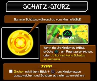 Schatz-Sturz 2 ReCOM