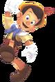 Pinocchio (Puppenform) 3D