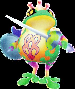 Prinz Kairu (Geist) 3D