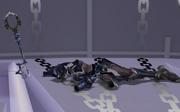 Aquas Rüstung und Schlüsselschwert KHII