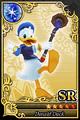 Karte 1016 (Donald Duck) KHx