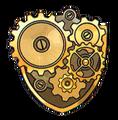 Uhrwerksschild (Artwork)