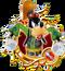 012 Goofy A (Medaille)