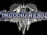 Kingdom Hearts III Re Mind
