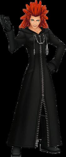 Axel in seiner Erscheinung in der HD 1.5 ReMIX Version