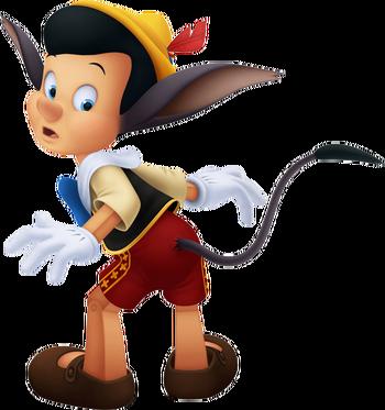 Pinocchio im Paradies der bösen Buben