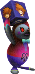 Jongheuler (Albtraum) 3D