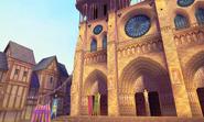 Notre Dame 01 3D
