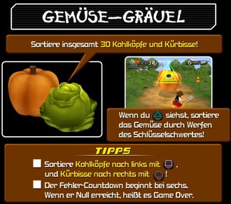 Gemüse-Gräuel 2 ReCOM