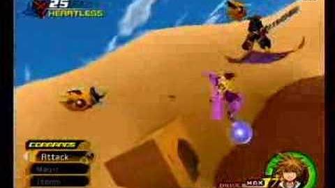 Fliegender Teppich (Mini-Spiel)