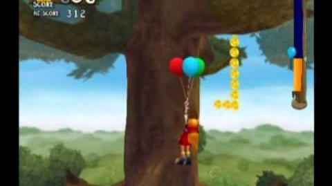 Kingdom Hearts ReCOM Playthrough - Part 70, 10F 100 Acre Wood (3 5), Balloon Glider