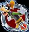 009 Goofy A (Medaille)