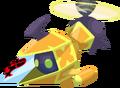 Gummi Thruster (Gelb) KHχ