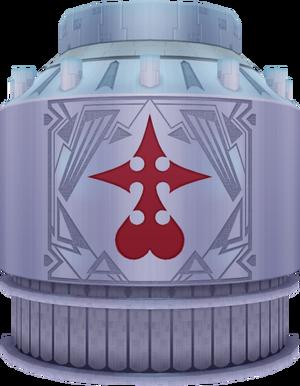 Xemnas (Drache) Energie-Kern KHII