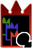 Roulette-Raum (Karte)