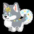 Silver Snowpup (Geist) KHUx