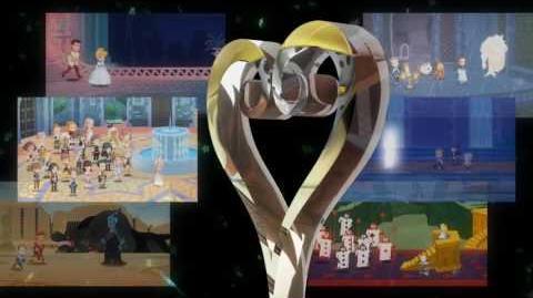KINGDOM HEARTS Union χ Cross Opening Video
