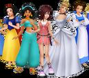 Prinzessinnen der Herzen