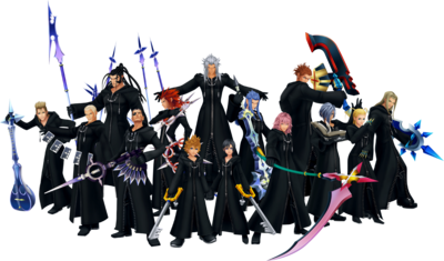 Organisation XIII Days