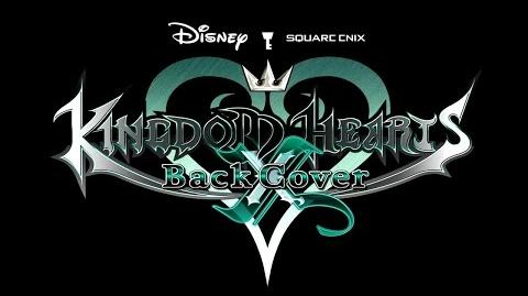 Kingdom Hearts X Back Cover - The Movie German Subs