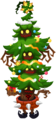 Strange Tree KHχ