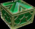 Grüne Schatztruhe EW