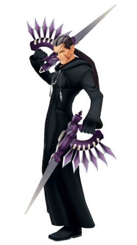 Xigbar in Kingdom Hearts II