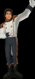 Prinz Erik (Hochzeitsanzug) KHII