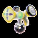Farbpistole Weiß 3D
