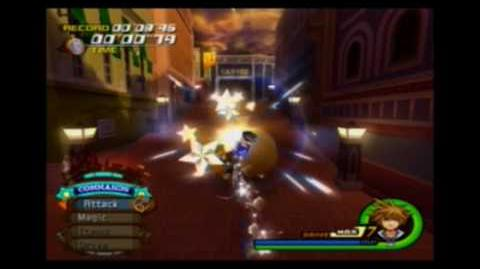 Kingdom Hearts 2 Cargo Climb 6''76 Seconds!