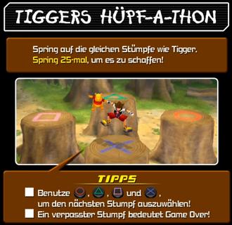 Tiggers Hüpf-a-thon 2 ReCOM