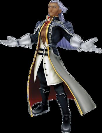 Ansem, Sucher der Dunkelheit in Kingdom Hearts
