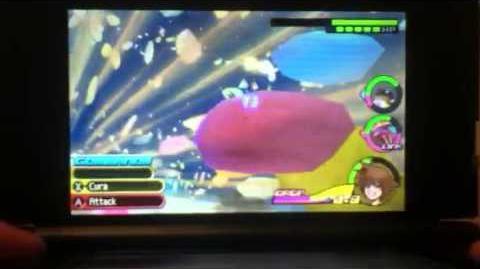 Kingdom Hearts 3D 26 Spellican Boss Battle!