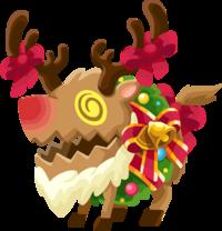Rage Reindeer KHχ