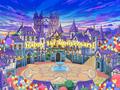 Daybreak Town (Erster Jahrestag) (Artwork) KHχ