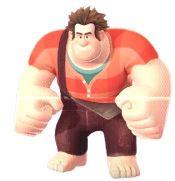 Ralph in Kingdom Hearts III