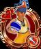 002 Wakka (Medaille)