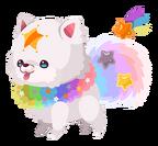 Rainbow Pupstar (Geist) KHUX