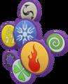 Sieben Elemente KHFM