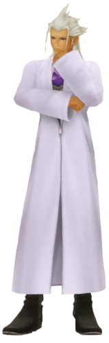 Terra-Xehanort in Kingdom Hearts II
