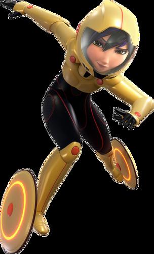 Go Go Tomago in Kingdom Hearts III