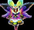 Königin Schwirrwarr (Riku) 3D