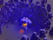 Der Eingang zur Wunderhöhle KH