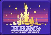 Ehrenmitgliedskarte des Wiederaufbau-Komitee KHII