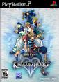 Kingdom Hearts II Cover NA KHII